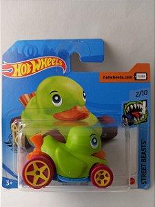 Miniatura Hot Wheels - Duck N Roll - Street Beasts