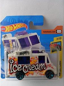 Miniatura Hot Wheels - Quick Bite - HW Art Cars