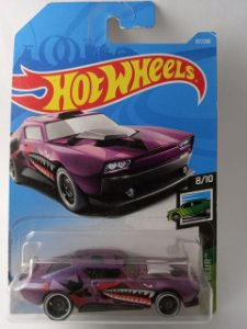 Miniatura Hot Wheels - Muscle Bound - Speed Graphics