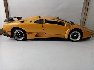 Miniatura Lamborghini Diablo GT - Escala 1/18 - Motor Max