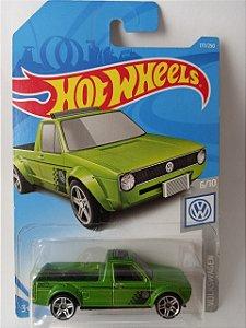Miniatura Hot Wheels - Volkswagen Caddy - Escala 1/64