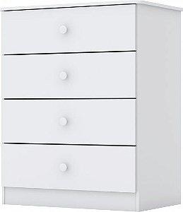 Cômoda Labirinto - Branco