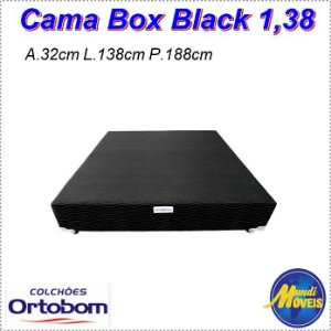 Box Light Black 1,38