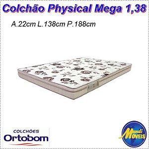 Colchão Mega Resistente 1,38
