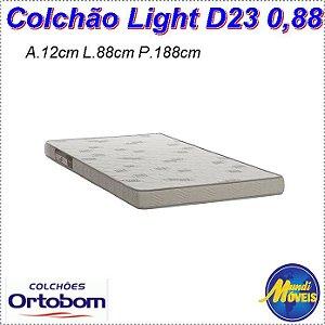 Colchão Light D23 0,88