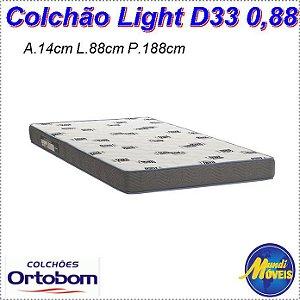 Colchão Light D33 0,88