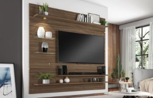 Painel NT1010 Cor Nogal Trend