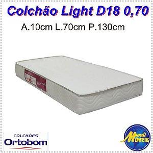 Colchão Light D18 0,70