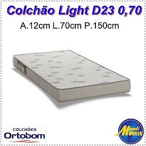 Colchão Light D23 0,70