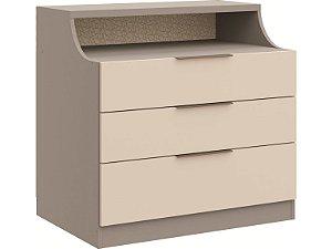 Módulo Bancada Elegance 4203A - Nacar / Off White