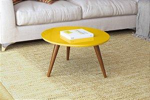Mesa de Centro Sorelle - Amarelo