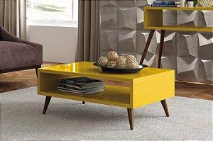 Mesa de Centro Lucy - Amarelo
