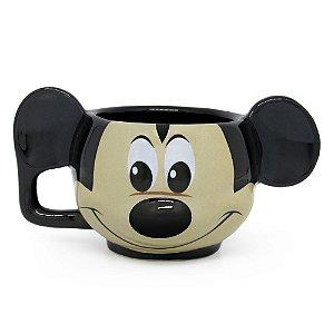 Caneca Formato Rosto 3D 300ml - Minnie Mouse