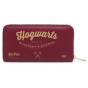 Carteira De Mão Vintage Hogwarts - Harry Potter