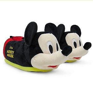 Pantufa 3d Mickey Mouse - Disney
