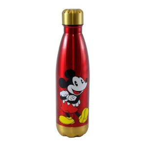 Garrafa cantil metálica - Mickey Disney