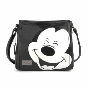 Bolsa transversal Happy - Mickey Disney