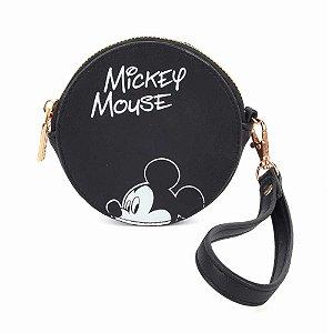 Porta moedas com alça - Mickey Disney