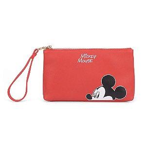 Necessaire G com alça - Mickey Disney