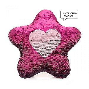 Almofada mágica estrela - Larissa Manoela