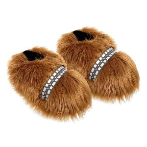 Pantufa 3D Chewbacca - Star Wars