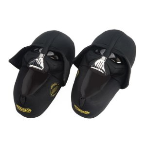 Pantufa 3D Darth Vader - Star Wars