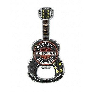 Abridor de garrafa - Harley-Davidson