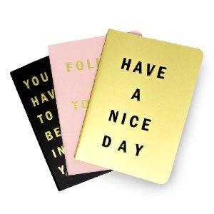 Kit Cadernos Positividade