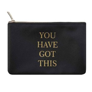 Necessaire preta You have got this