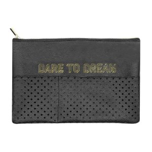 Necessaire com bolsos Dare to dream
