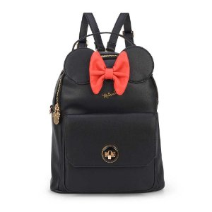 Bolsa mochila Laço - Minnie Disney