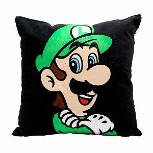Almofada Luigi - Super Mario