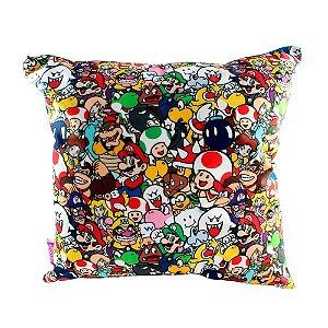 Almofada - Super Mario