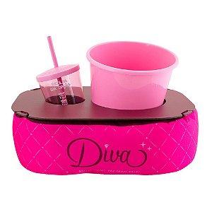 Almofada de pipoca individual - Diva