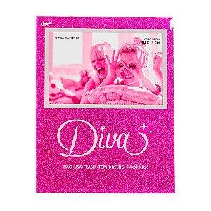 Porta retrato glitter - Diva