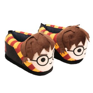 Pantufa 3D Infantil Harry Potter