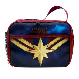 Lancheira térmica Capitã Marvel - Marvel