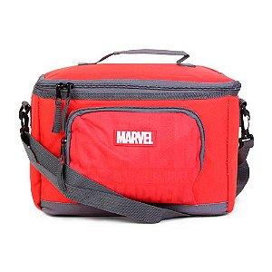 Bolsa térmica sport vermelho - Marvel