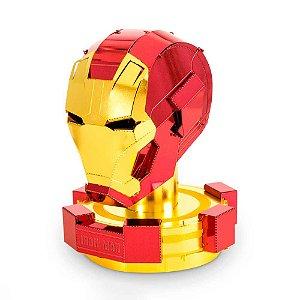 Miniatura capacete Homem de Ferro - Marvel