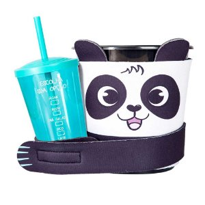 Kit pipoca agarradinho - Panda