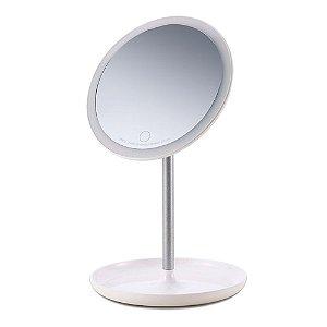 Espelho de maquiagem com led Charming