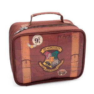 Lancheira 3D Hogwarts Express - Harry Potter