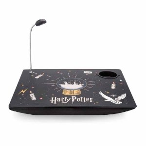 Bandeja laptop com luminária - Harry Potter