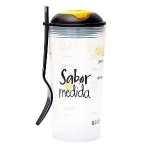 Copo salada Sabor na medida