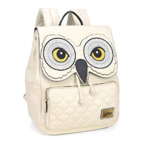 Bolsa Mochila coruja Edwiges - Harry Potter