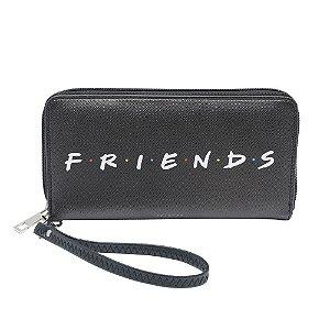 Carteira de mão com alça - Friends