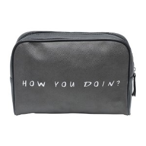 Necessaire preta How You Doin' - Friends