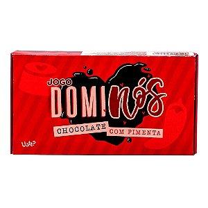 Jogo DomiNós - Chocolate com pimenta