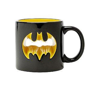 Caneca logo vazado - Batman