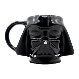 Caneca 3D Darth Vader - Star Wars